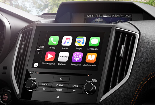 Apple CarPlay a Android Auto™