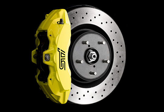 Brzdy Brembo® <sup>*2</sup>